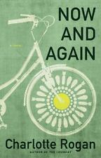 Now and Again by Charlotte Rogan (2016, Hardcover)