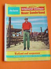 BASTEI WILDWEST - ROMAN - NEUER SONDERBAND NR. 166 / JIM CARTER