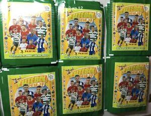 PANINI FUTEBOL 2018/19 . 20 packs sealed(120 stickers) ( Joao Felix , C.Ronaldo)