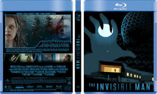 New Mutants, Invisible Man, Star Wars, Custom Blu-ray Covers w/ Empty Case