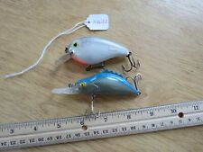 Manns Loud Mouth II fishing lure & other (lot#14622)