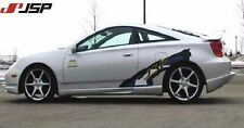 Toyota Celica Side Skirts Body Kits Primed 2000-2005 JSP F1921 Ground Effects x2
