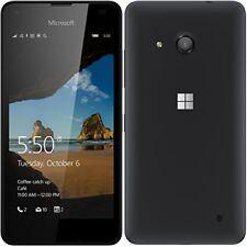 Microsoft Windows 10 LUMIA 550 8gb Smartphone Black Unlocked 4G Phone