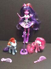 My Little Pony 2013 Twilight Sparkle Doll and Pony Set