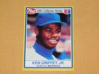 VINTAGE BASEBALL CARD POST COLLECTOR SERIES MLB 1991 KEN GRIFFEY JR