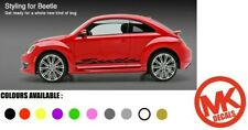 Beetle Stripes Stickers Decal For VW Beetle styling Car Graphic Size 150 x 11Cm