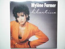 Mylene Farmer Maxi 45Tours vinyle Libertine veste orange réédition