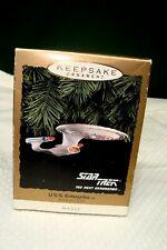 Keepsake Christmas Ornament Star Trek U.S.S Enterprise