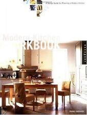 Modern Kitchen Workbook: A Design Guide for Planning a Modern Kitchen-ExLibrary