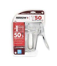 Arrow T50 Heavy Duty Staple Gun NEW!!!!