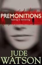 Premonitions, Watson, Jude, New Book