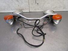 H HONDA SHADOW SPIRIT VT 1100 1998AFTERMARKET FRONT R&L HEADLIGHT TURNS HIGHWAY