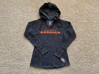 Majestic Women's Cincinnati Bengals hoodie S