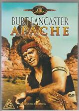 D.V.D MOVIE  VD725  APACHE  , BURT LANCASTER   DVD