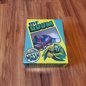 Mf DOOM Sapphire Blue Rare Collectable Mask - Rhymesayers - Numbered 00882 Doom