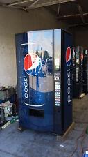 Vendo Multi Price Soda Vending Mach.12,16 & 20oz Pepsi/Coke 10 Selection Usa