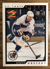 1996-97 Score Artist's Proofs #41 Wayne Gretzky - NM-MT