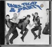 CD ALBUM 13 TITRES--TAKE THAT--TAKE THAT AND PARTY--1992