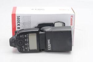 Canon 580EX II Speedlite Shoe Mount Flash 580EXII #496