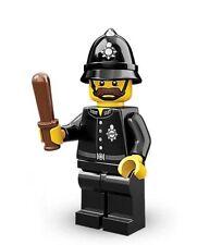 Lego mini figure series 11 71002 minifigure BN constable english police officer