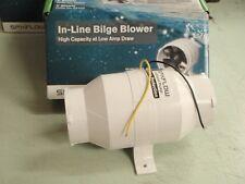 "BLOWER 3"" BILGE JOHNSON 189 66302 IN LINE ENGINE ROOM VENTS BOATINGMALL EBAY"