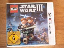 Nintendo 3DS - Lego Star Wars III The Clone Wars - gebraucht