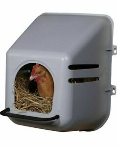 Poultry Chicken Nesting Box, Suitable for all breeds including Orpington Brahma