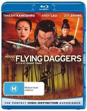 House of Flying Daggers Blu-ray | Region B New |