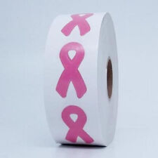 Tanning Bed Body Stickers  PINK RIBBON   Quantity 200