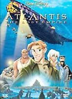 Atlantis: The Lost Empire (DVD, 2002, 2-Disc Set, Special Edition)