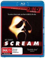 Scream (Blu-ray, 2009) - Region B - New & FREE POSTAGE