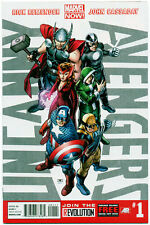 UNCANNY AVENGERS #1 - First Print - NM Comic Book - Marvel