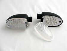 weisse LED Blinker BMW R 1100 S K 1200 RS GT hinten clear LED signals rear use