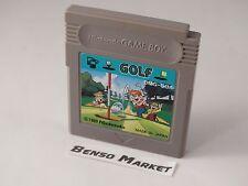 GOLF 1989 DMG-GOA NINTENDO GAME BOY GB JP JAP GIAPPONESE CARTUCCIA ORIGINALE