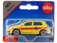 VW Volkswagen Golf MK6 VI 5K Greek Ambulance Car SIKU 1437 1411 1:55 2018 Greece