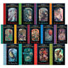 A Series of Unfortunate Events Collection Lemony Snicket 13 Books Set Miserable