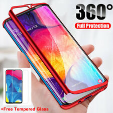 Shockproof 360° Full Body Protective Case Cover For Samsung Galaxy A40 A50 A70