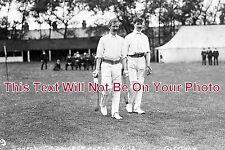 KE 70 - Gunpowder Cricket Match, Faversham, Kent 1912 - 6x4 Photo