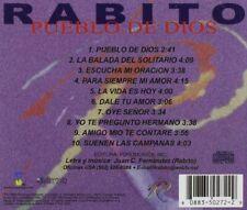 Rabito Pueblo De Dios Open CD