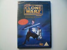 Star Wars The Clone Wars Downfall of a Droid (DVD, 2009 New & Sealed