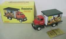"REMINGTON 1952 GMC ""PHEASANT"" TRUCK 1:25 SCALE DIE CAST METAL VEHICLE 1994"