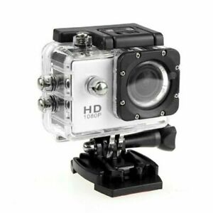 SJ9000 Wifi 4K Ultra HD Sport Action Camera DVR DV Waterproof Camcorder - BLACK