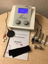 PHYSIO-m MESO - Porotation Cellu-Iontoforese Anti Aging Facelift Cellulite Myo