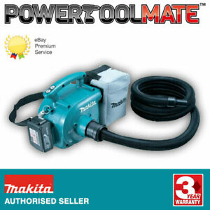 Makita DVC350Z 18V Cordless Vacuum/ Dust Extractor/ Blower/ 3L Bag - Naked