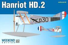 Eduard Weekend Edition 1:48 Hanriot HD.2 Aircraft Model Kit