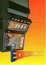 Force 8 fruit machine  ( dutch / swiss / german  )