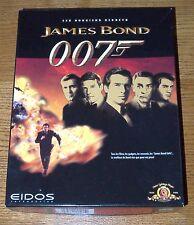 JEU PC eidos - LES DOSSIERS SECRETS JAMES BOND 007 - TRES BON ETAT