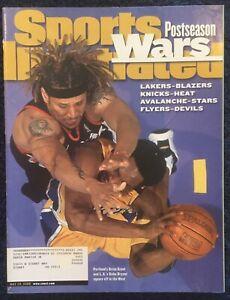 5.29.2000 KOBE BRYANT Sports Illustrated LOS ANGELES LAKERS - Brian Grant