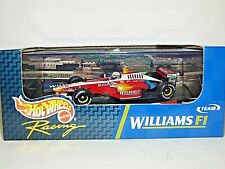 Hot Wheels Mattel Racing Williams FW21 No.5 Alessandro Zanardi