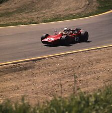Ronnie Bucknum #19 Car - 1970 USAC Sears Point - Vtg 120 Format Race Slide
